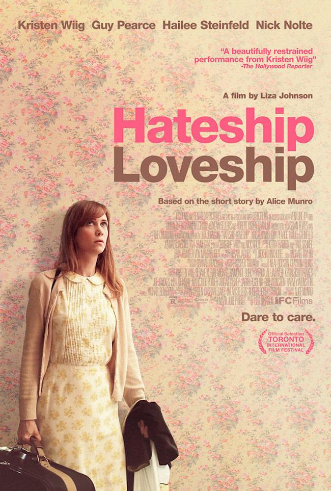 Hateship Loveship Poster #1