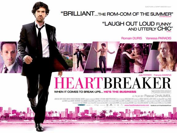 Heartbreaker (L'arnacoeur) Poster #2