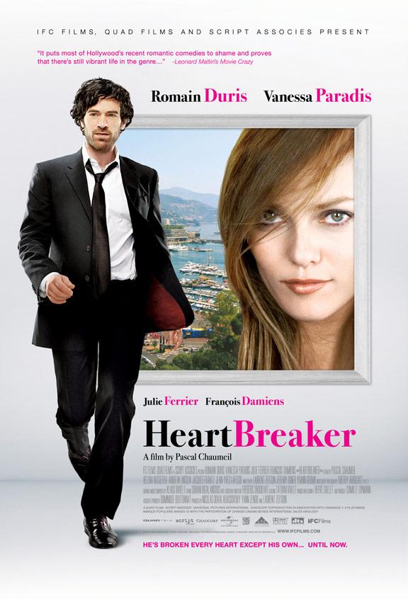 Heartbreaker (L'arnacoeur) Poster #3