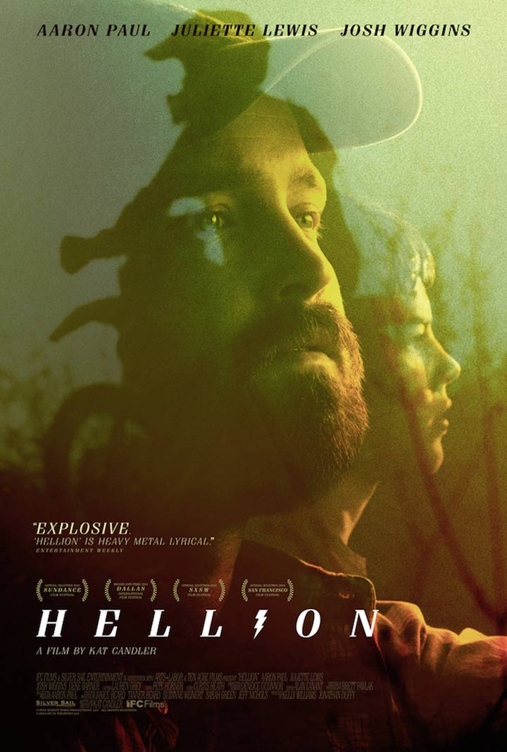 Hellion Poster #1