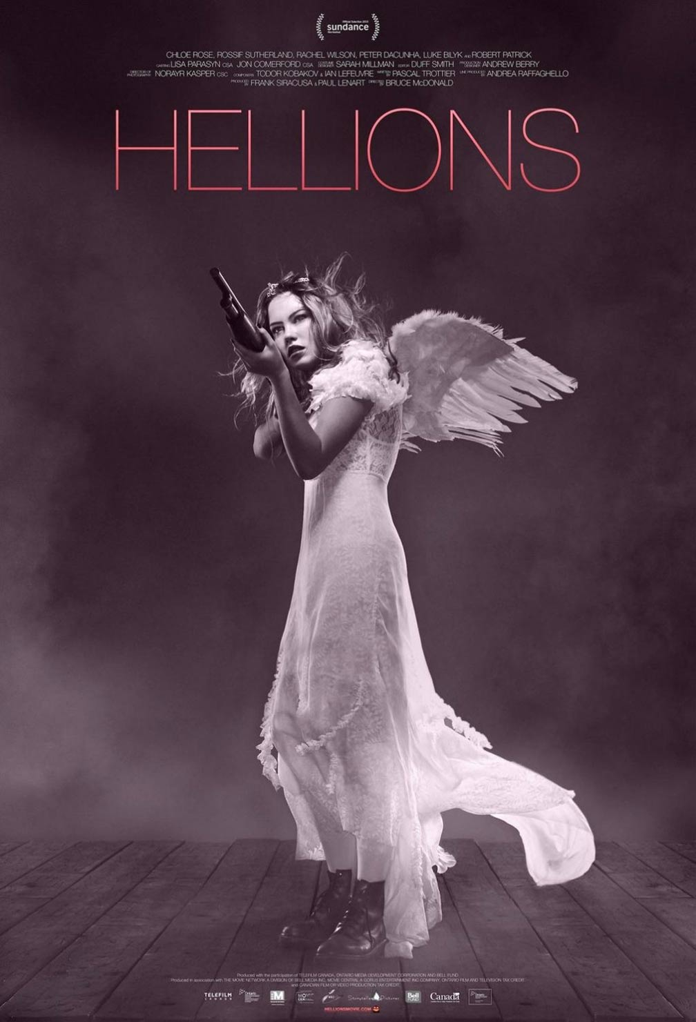Hellions Poster #1
