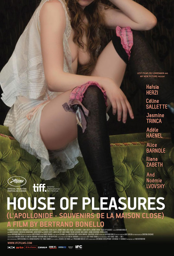House of Pleasures Poster #1