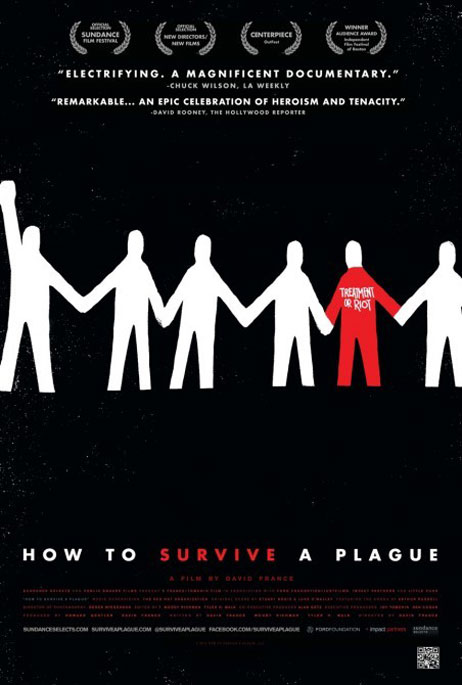 How to Survive a Plague Poster #1