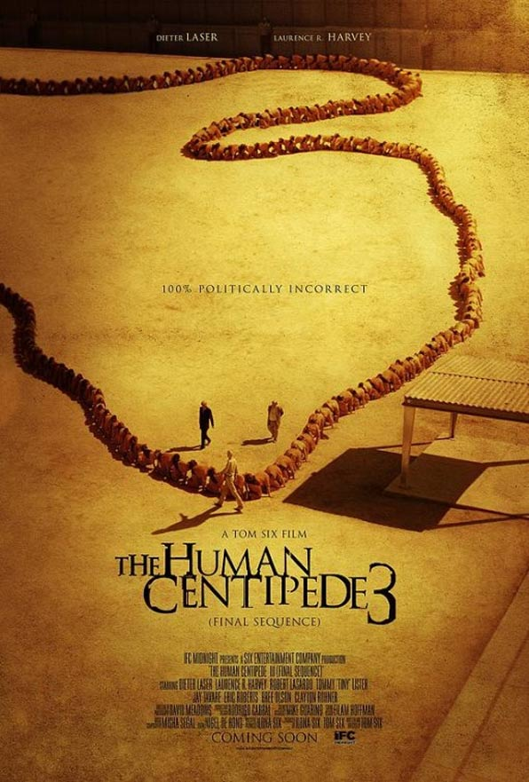 The Human Centipede III (Final Sequence) Poster #1