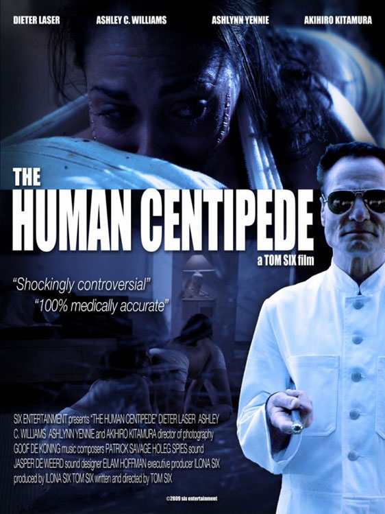 The Human Centipede Poster #1