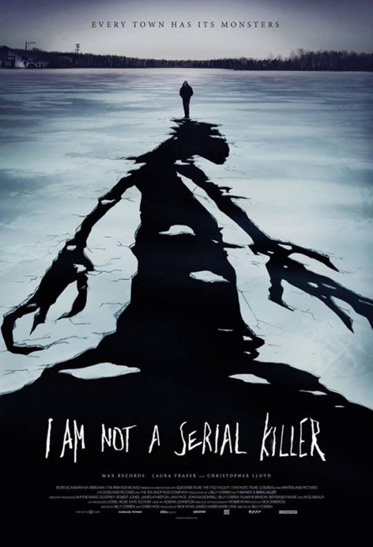 I Am Not a Serial Killer Poster #3