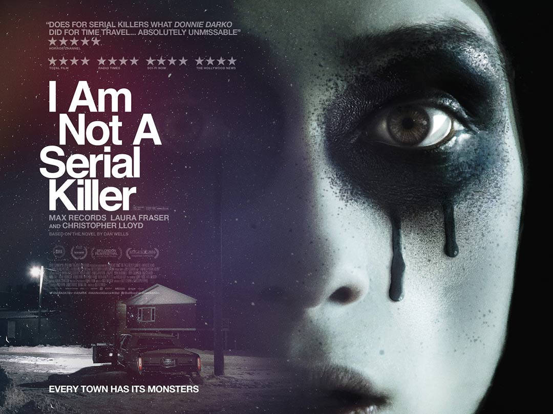 I Am Not a Serial Killer Poster #4