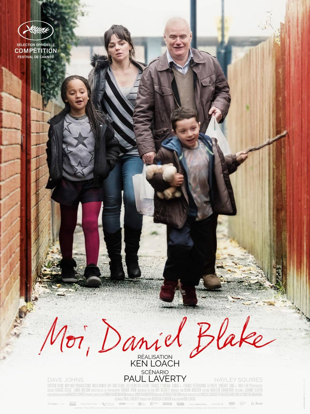 I, Daniel Blake Poster #2