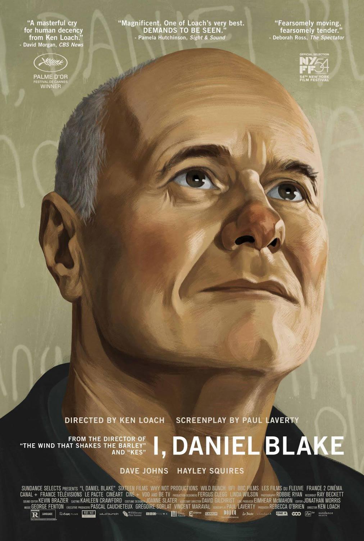 I, Daniel Blake Poster #3