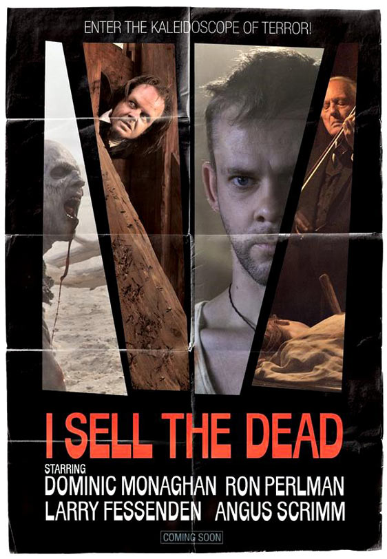 I Sell the Dead Poster #2