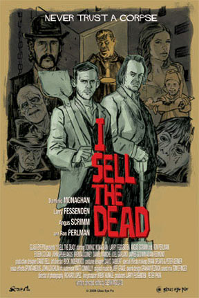 I Sell the Dead Poster #3