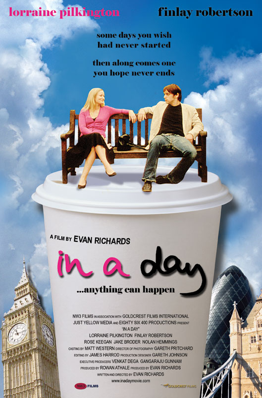 In A Day Poster #1