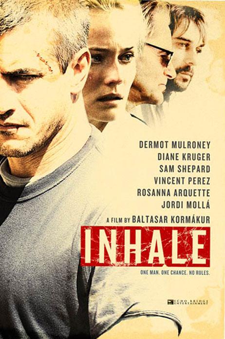 Inhale Poster #1