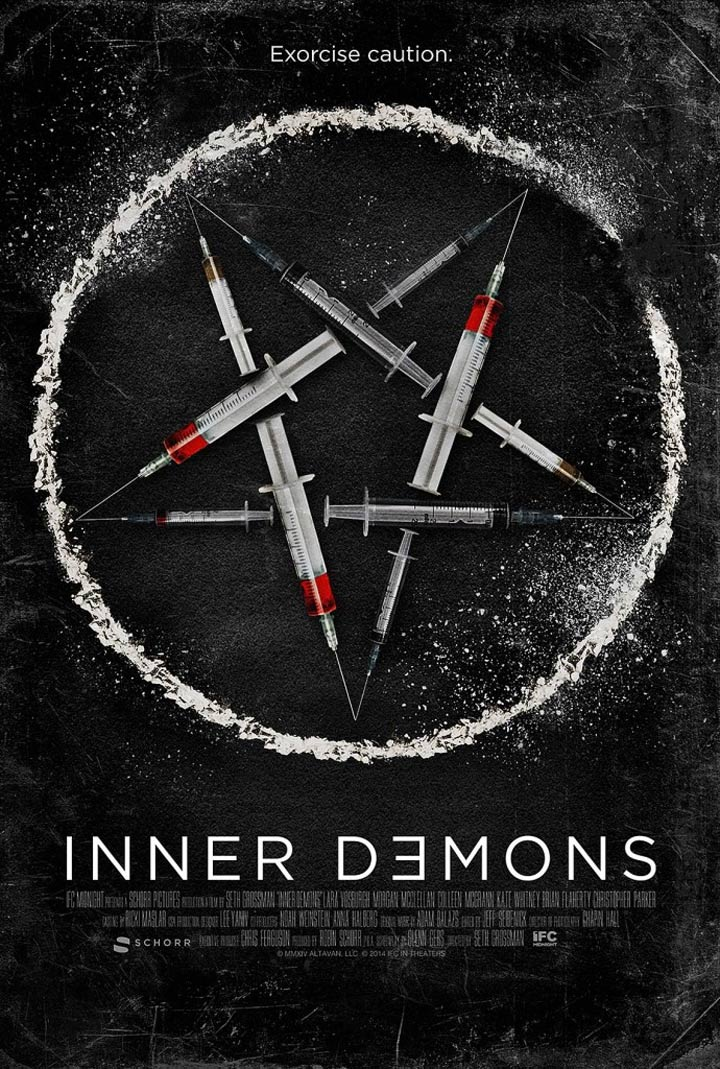Inner Demons Poster #1