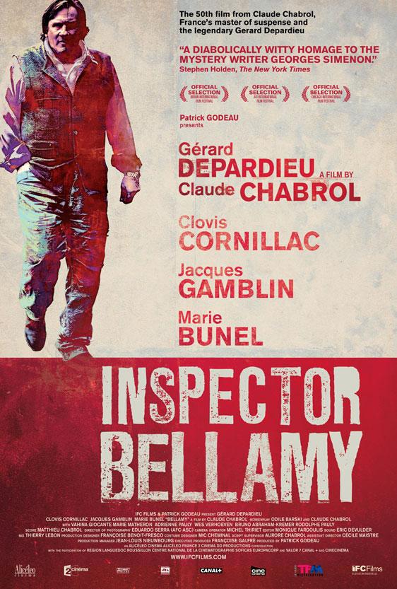 Inspector Bellamy Poster #1