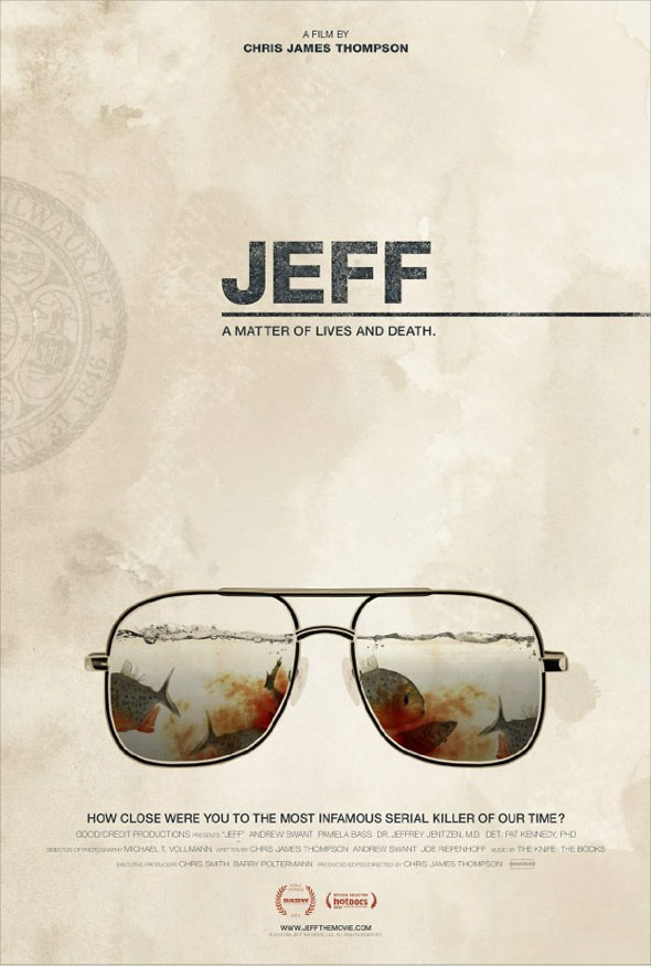 The Jeffrey Dahmer Files Poster #1