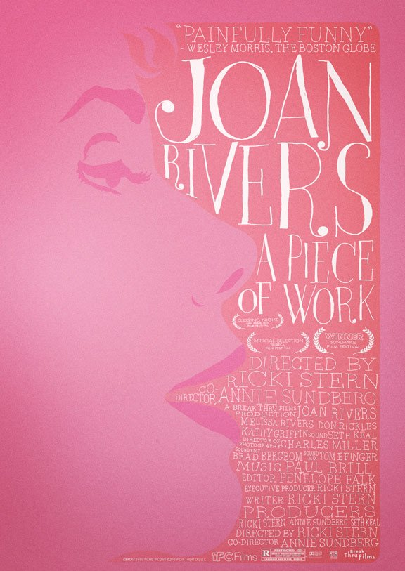 Joan Rivers - A Piece Of Work Poster #1