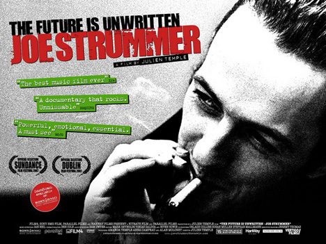 Joe Strummer: The Future Is Unwritten Poster #1