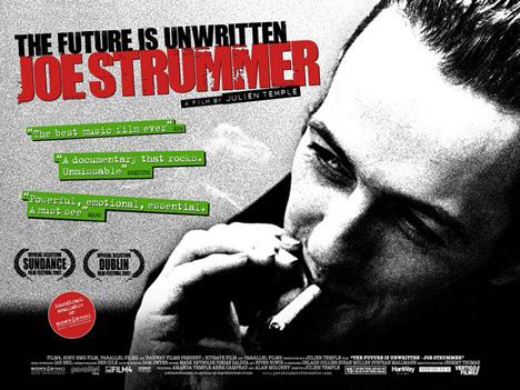 Joe Strummer: The Future Is Unwritten Poster #1