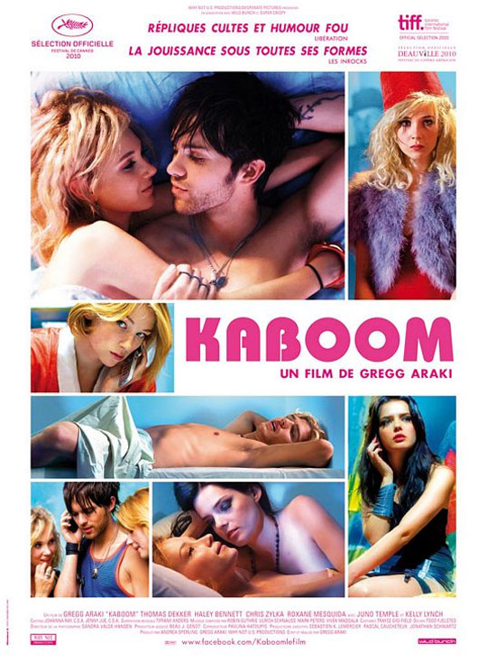Kaboom Poster #1