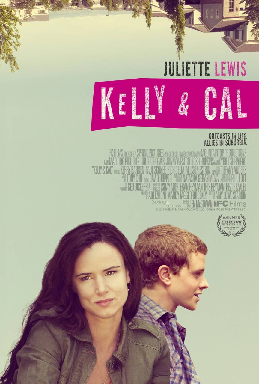 Kelly & Cal Poster #1