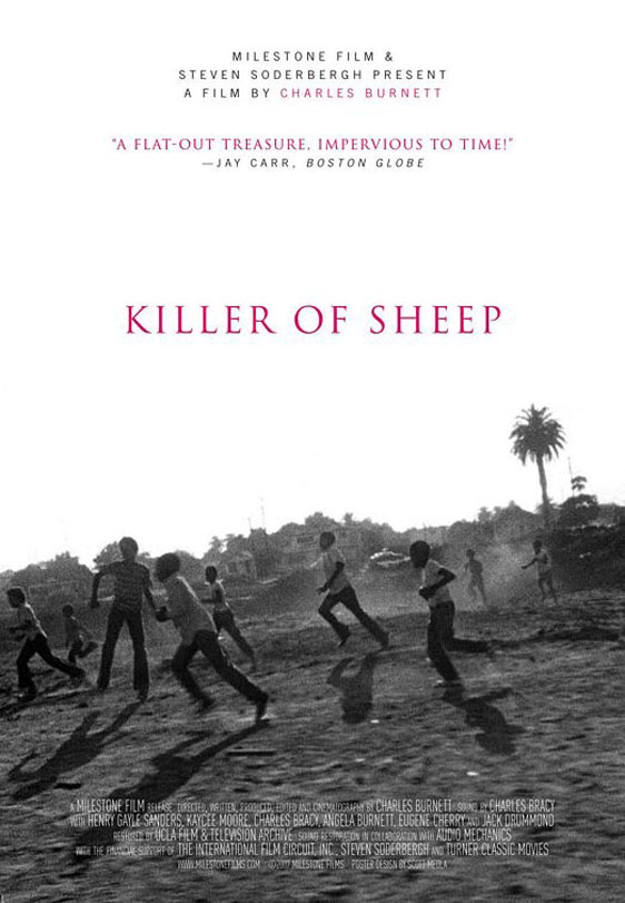 Killer of Sheep Poster #1