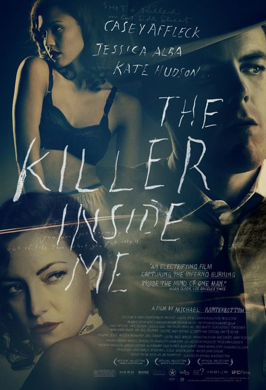 The Killer Inside Me Poster #3