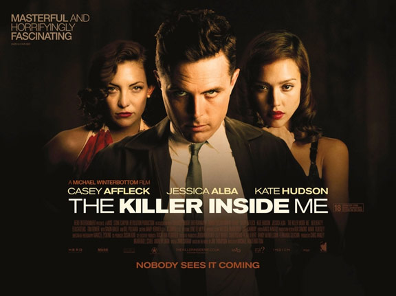 The Killer Inside Me (2010) Poster #4 - Trailer Addict