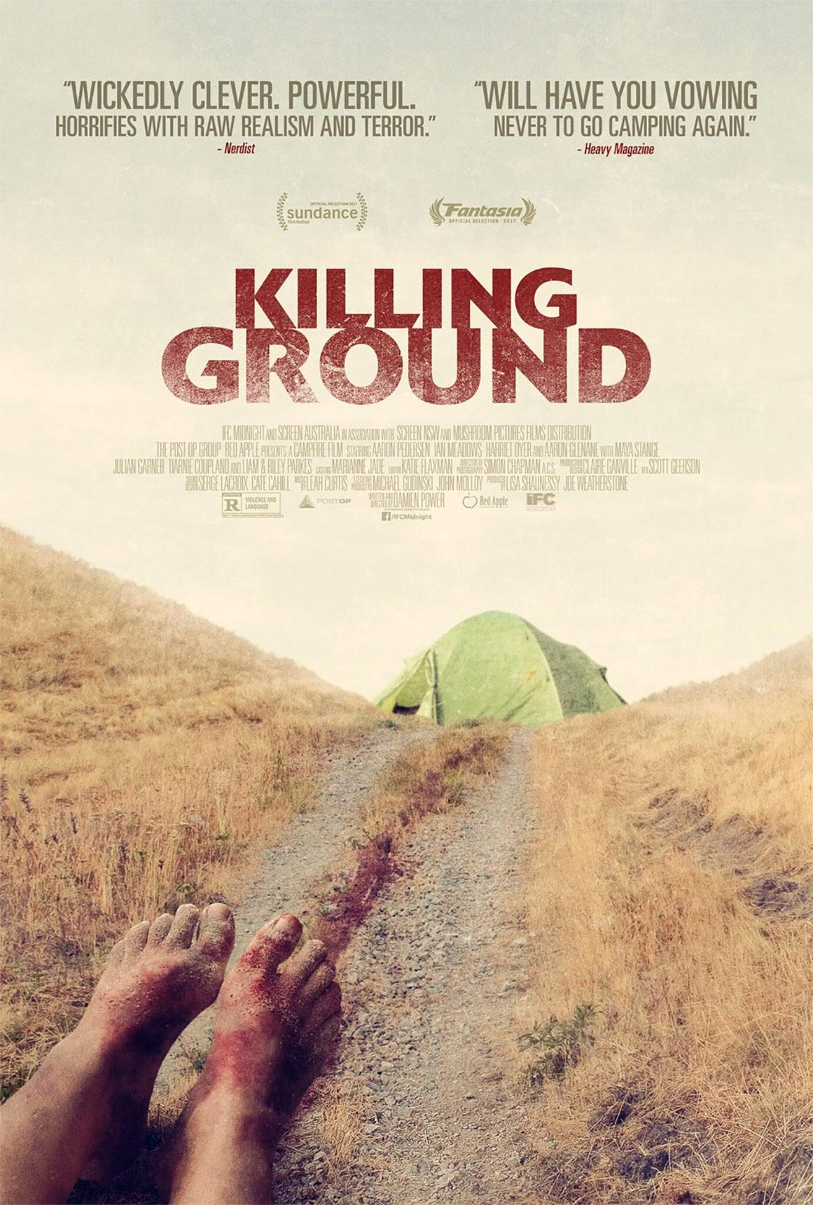 Killing Ground Poster #2