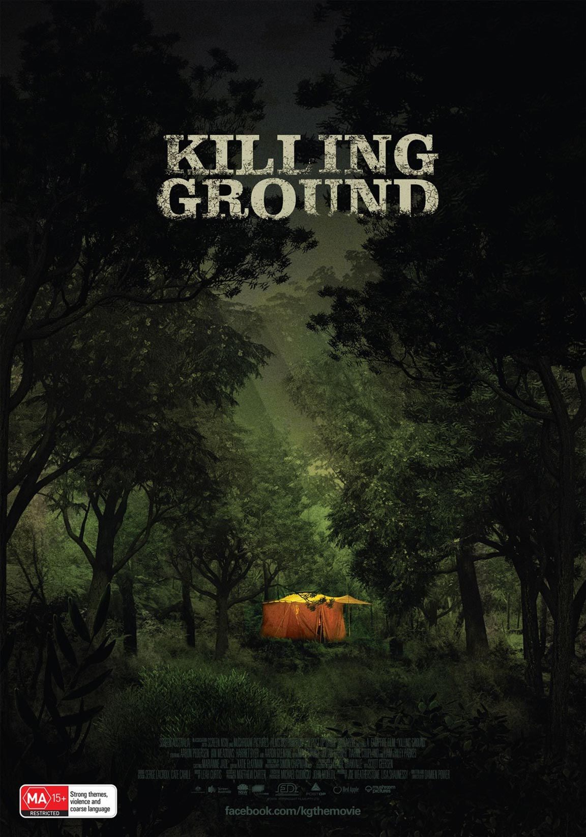 Killing Ground Poster #1