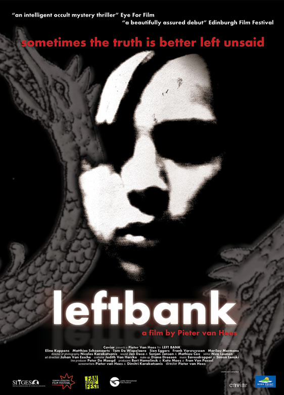 Left Bank (Linkeroever) Poster #1