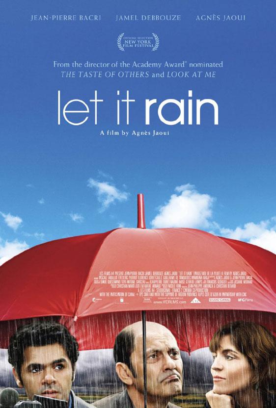 Let it Rain Poster #1