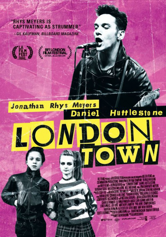 London Town Poster #2