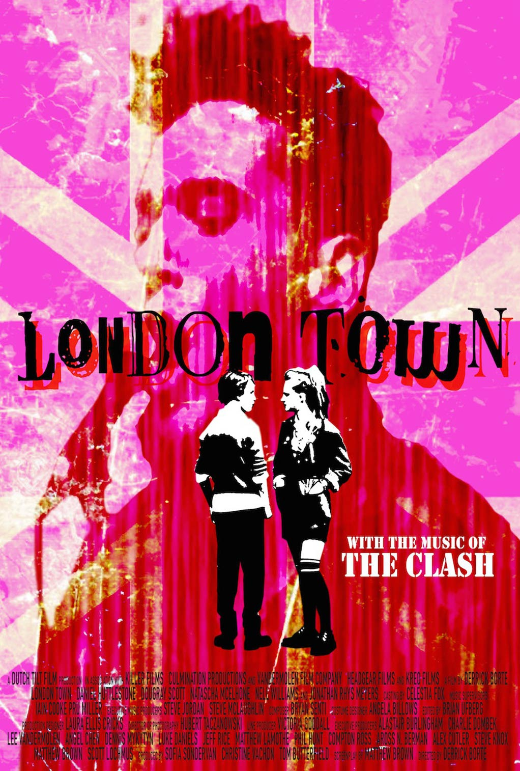 London Town Poster #1