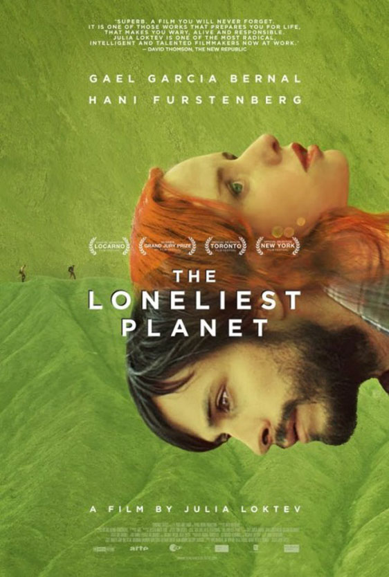 The Loneliest Planet Poster #1