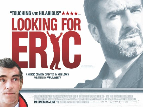 Looking for Eric Poster #2