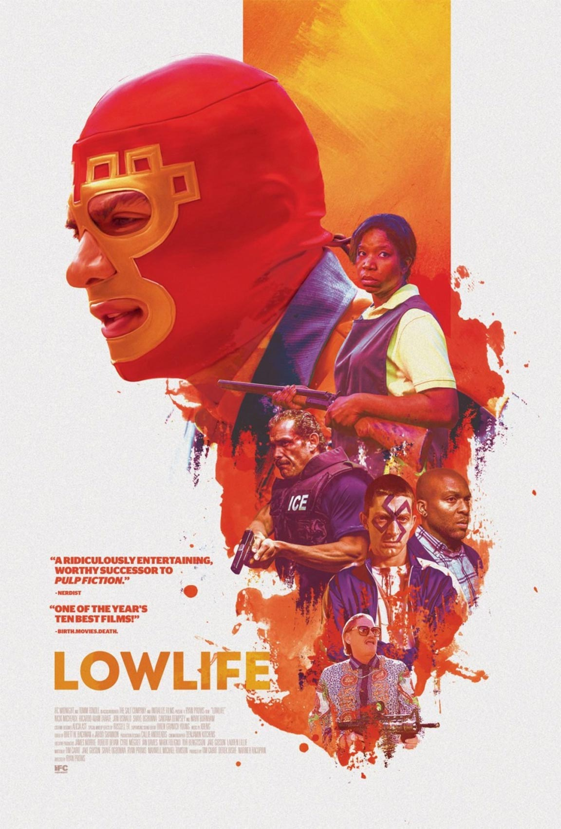 Lowlife Poster #1