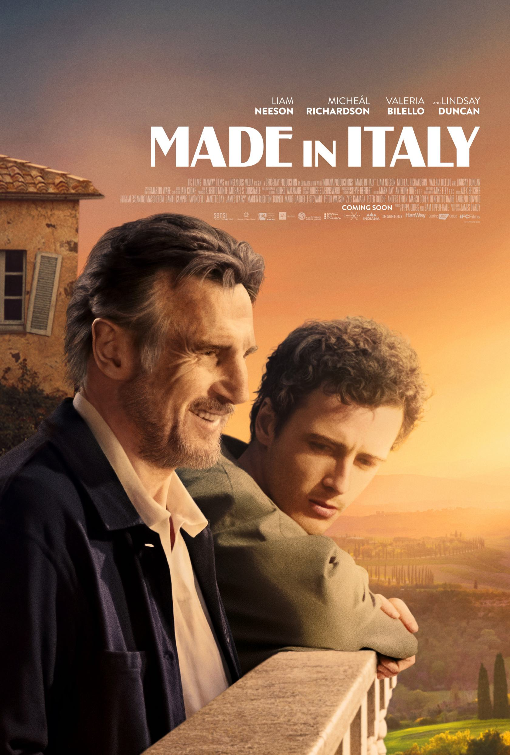 Made in Italy Poster #1