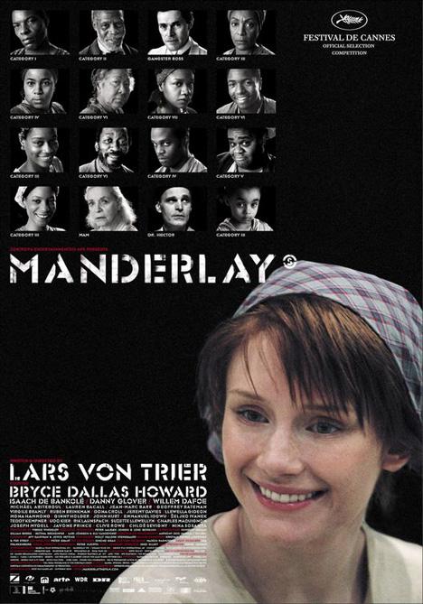 Manderlay Poster #1