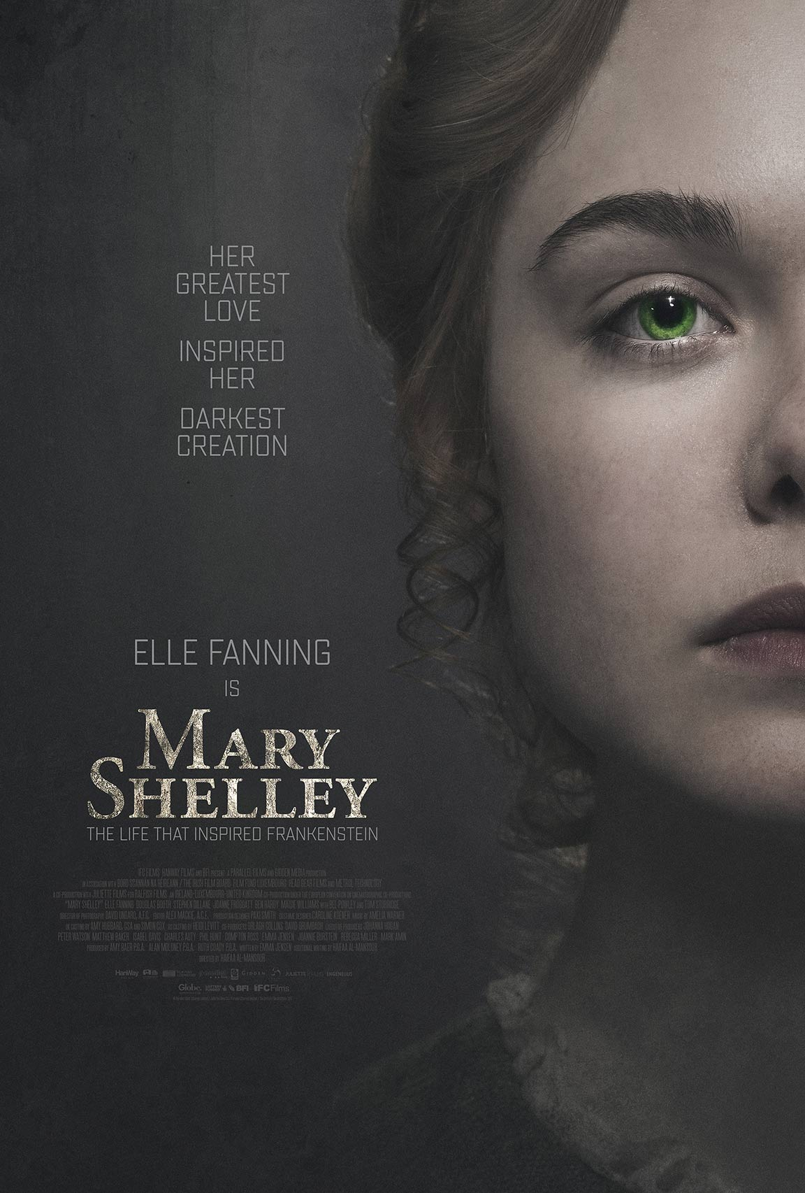 Mary Shelley Poster #1