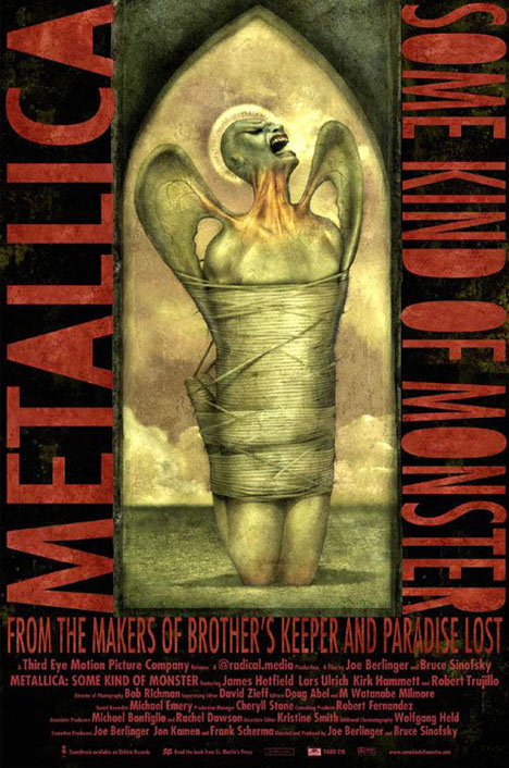 Metallica: Some Kind of Monster Poster #1