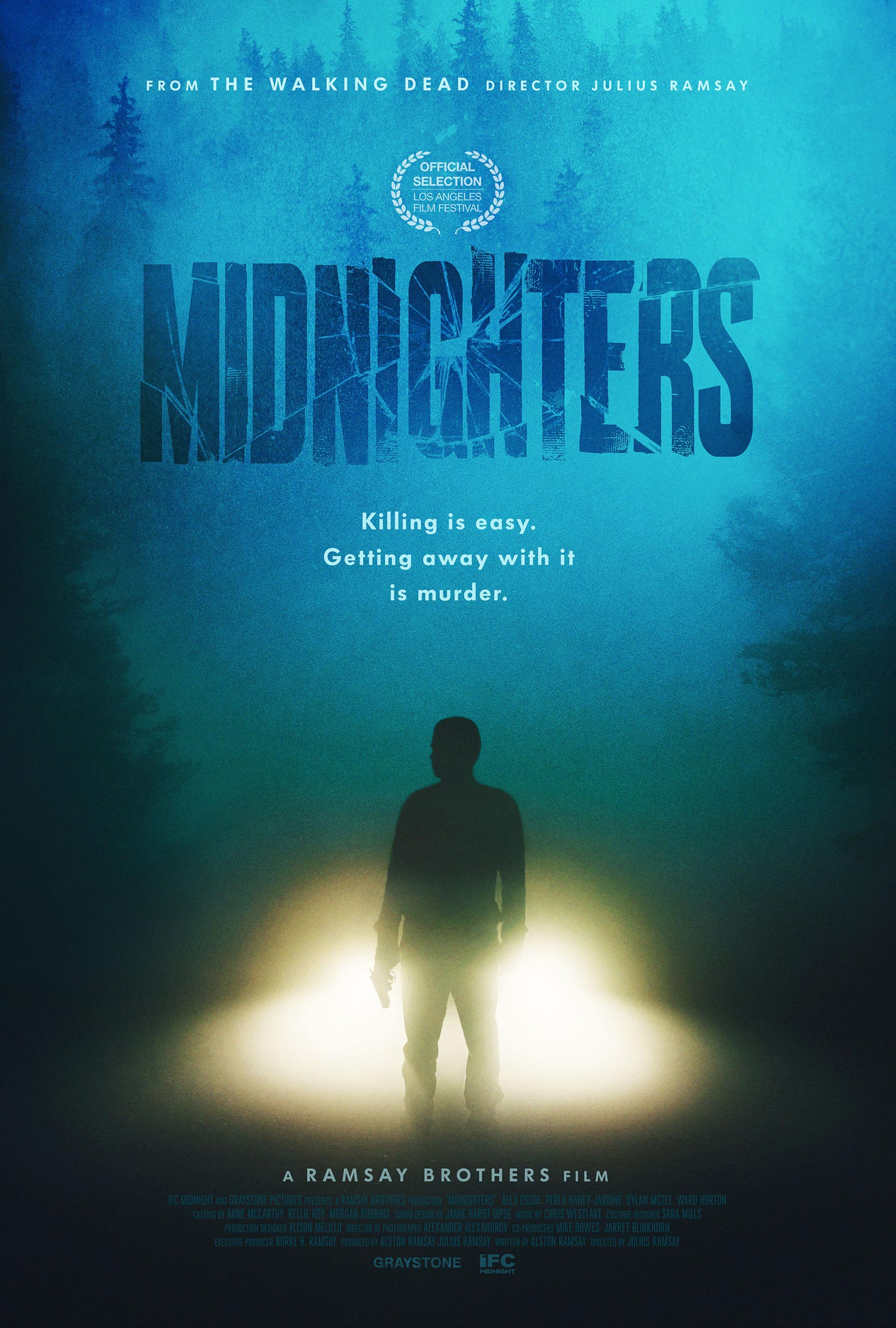 Midnighters Poster #1