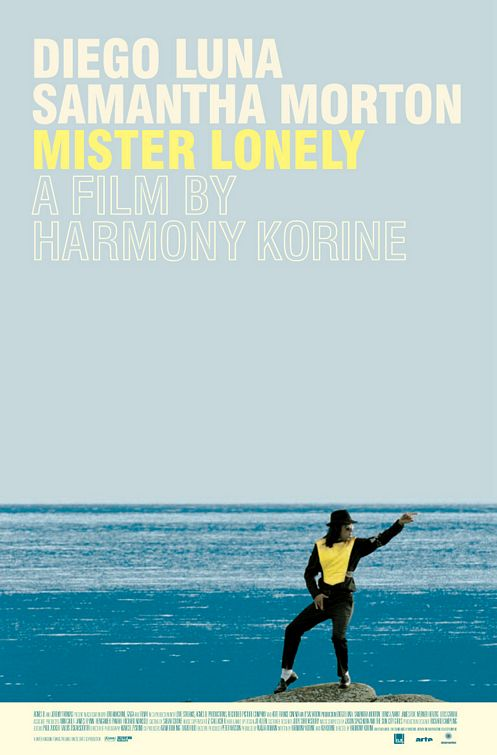 Mister Lonely Poster #1