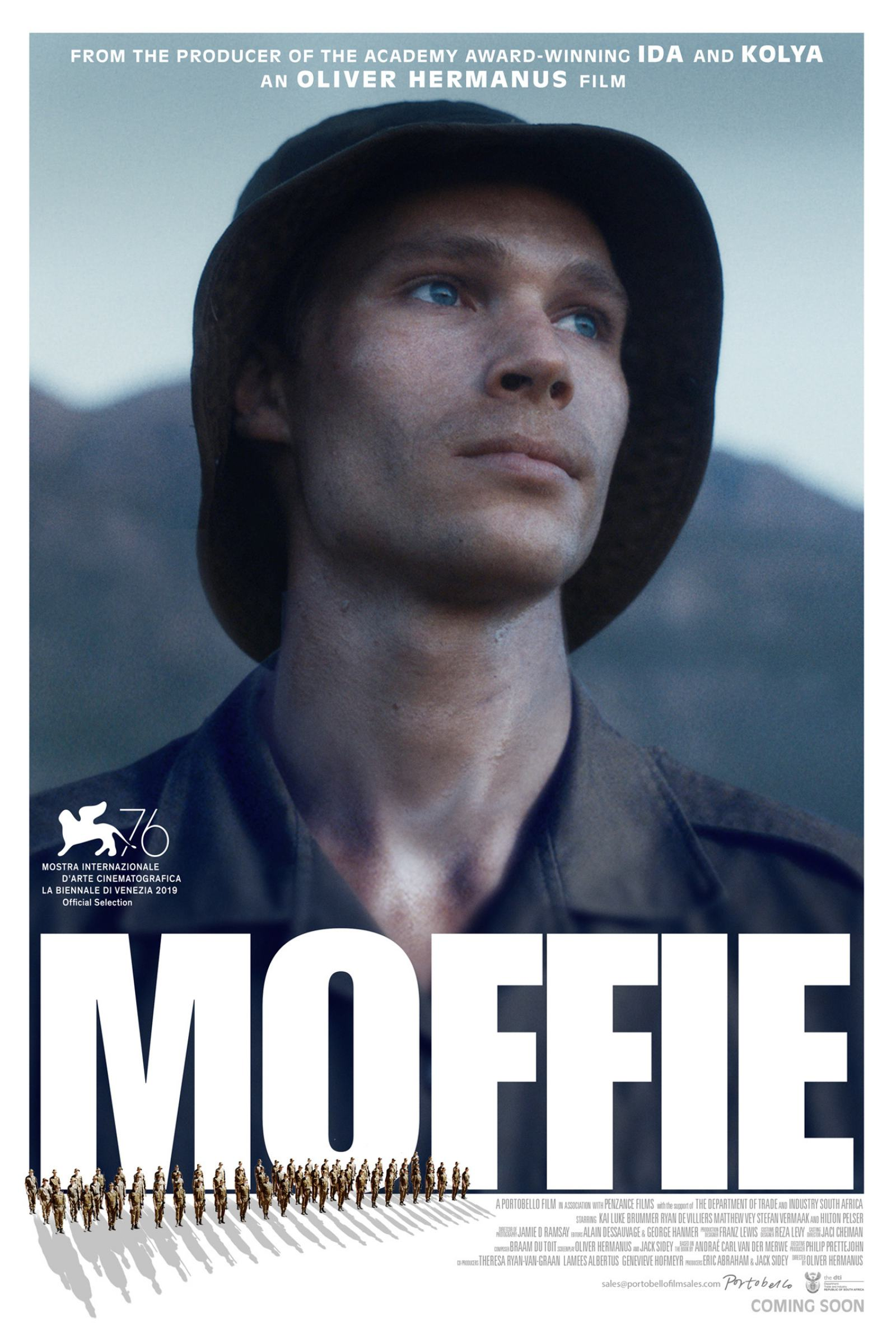Moffie Poster #1