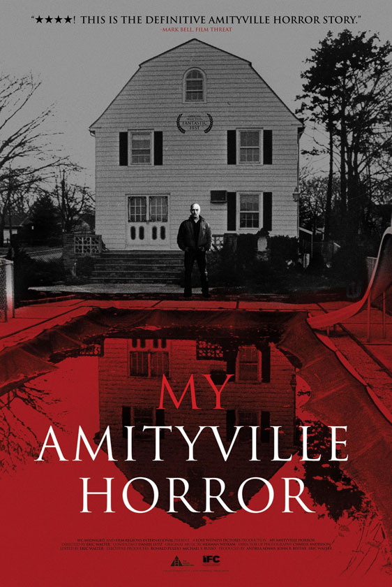 My Amityville Horror Poster #2