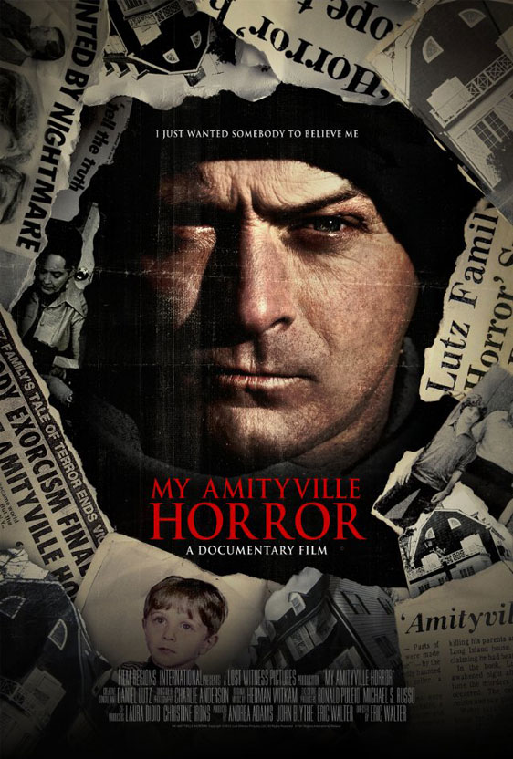 My Amityville Horror Poster #1