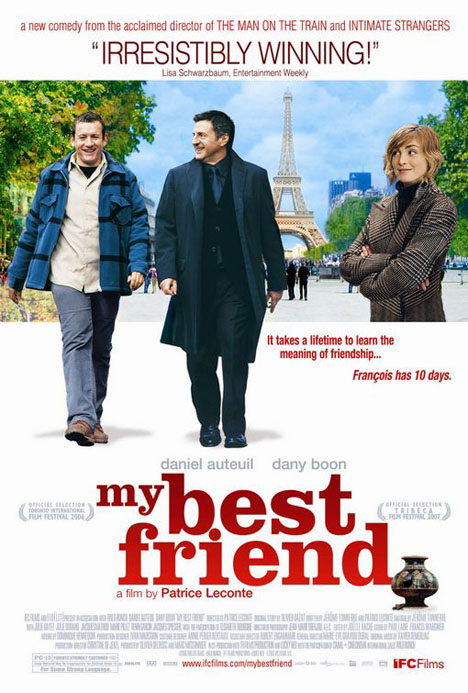 My Best Friend Poster #1