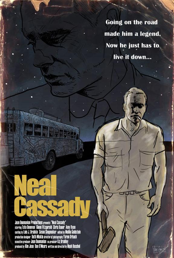 Neal Cassady Poster #1