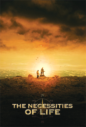 The Necessities of Life Poster #1