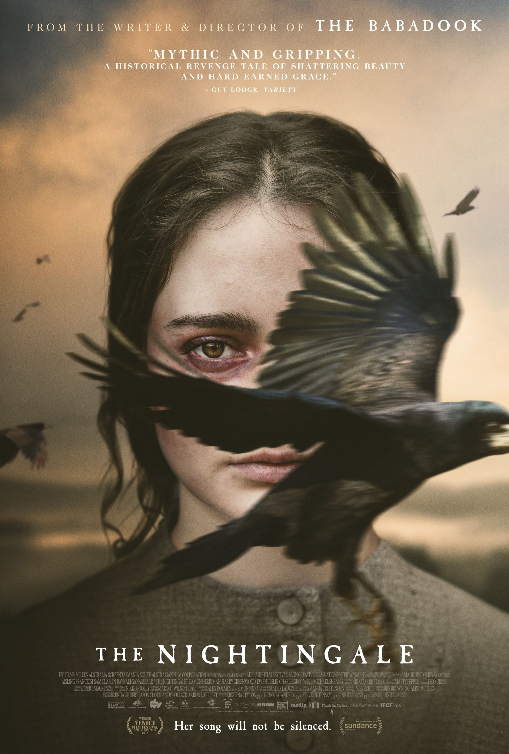The Nightingale Poster #1